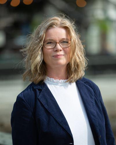 Maria Petersson Ansvarig mäklare