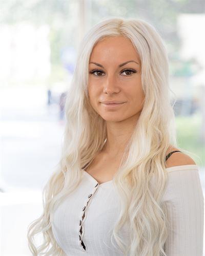 Ebba Skogqvist Fastighetsmäklarassistent