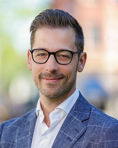 Magnus Olofsson Ansvarig mäklare