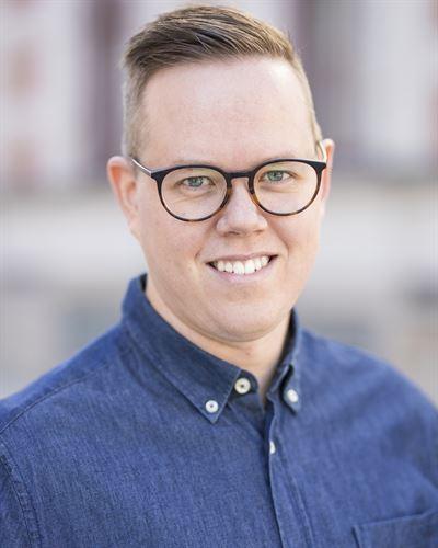 Fredrik Pargéus Ansvarig mäklare