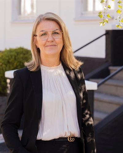 Lena Fridlund Danielsson Ansvarig mäklare
