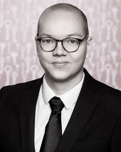 Andreas Bigert Affärs- och säljstöd