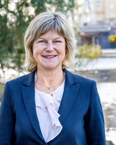 Marie Rystadius Receptionist