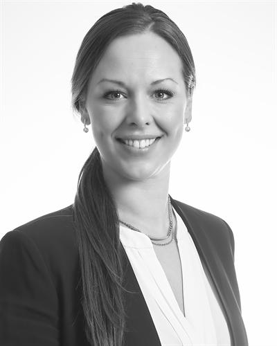 Marielle Eriksson Ansvarig mäklare