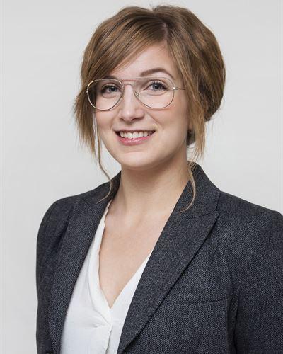 Jenny Jansson Ansvarig mäklare