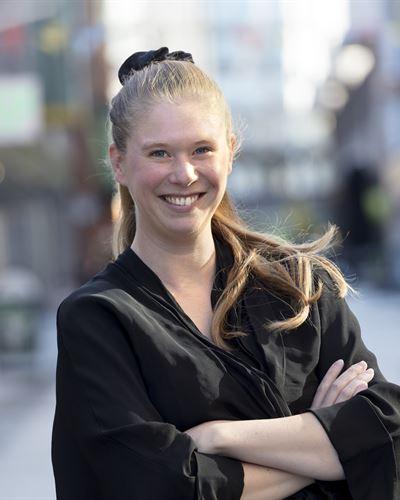 Beata Wennergren Ansvarig mäklare