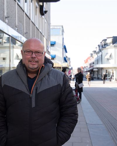 Ulf Bergström Ansvarig mäklare