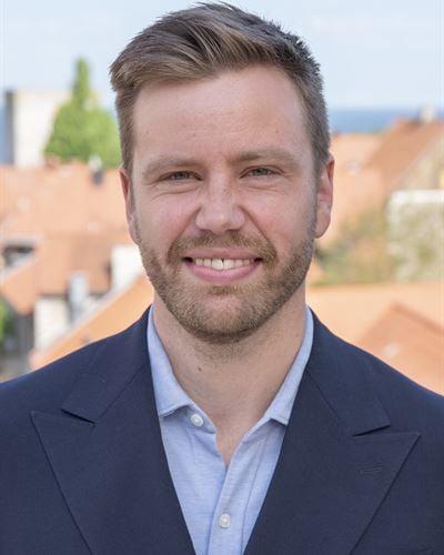 Pontus Lundgren Assisterande mäklare