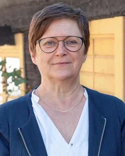 Susann Dahlgren Administratör