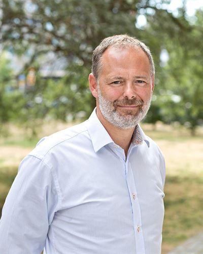 Paul Boklund Ansvarig mäklare