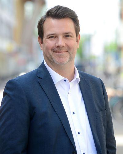 Samuel Johansson Ansvarig mäklare