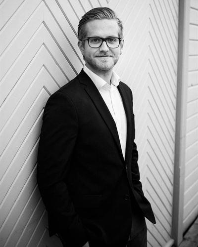Simon Bengtsson Ansvarig mäklare