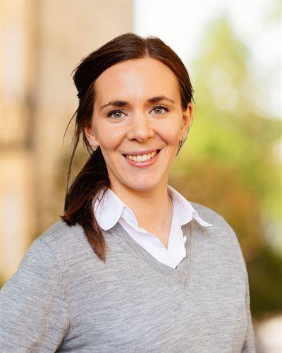 Caroline Berglund Koordinator