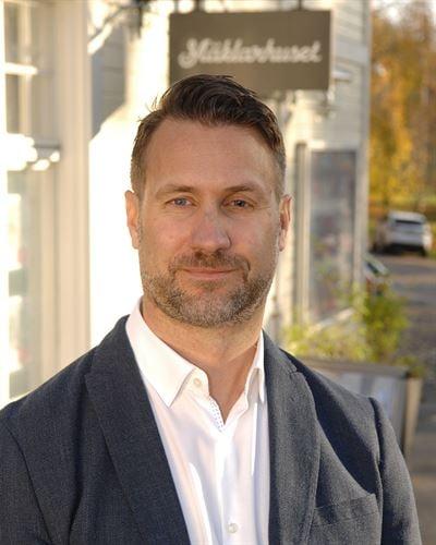 Daniel Holmqvist Fastighetsmäklare