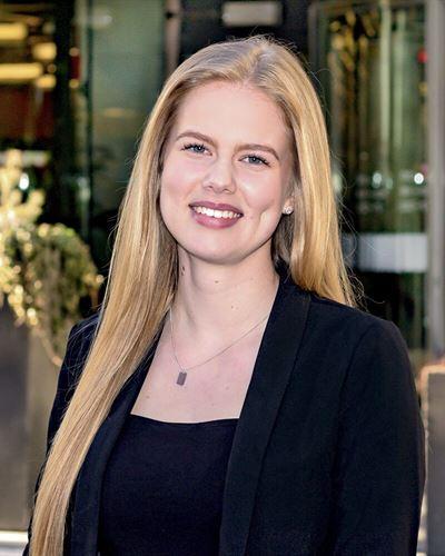 Linda Klint Fastighetsmäklarassistent