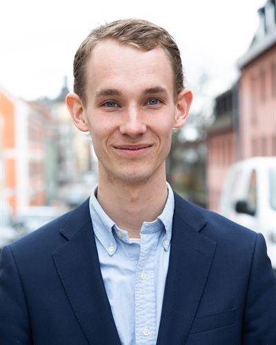 Gustaf Nilsson Assistent / Kontorsansvarig