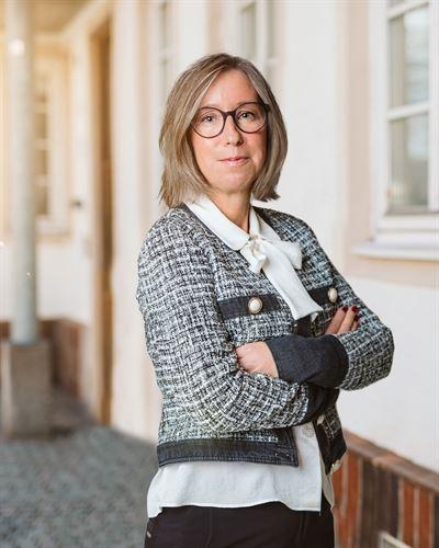 Ulrika Sörensen VD/Fastighetsmäklare