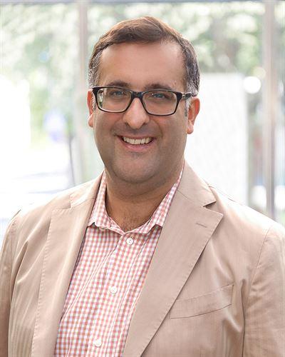 Fredrik Notini Ansvarig mäklare
