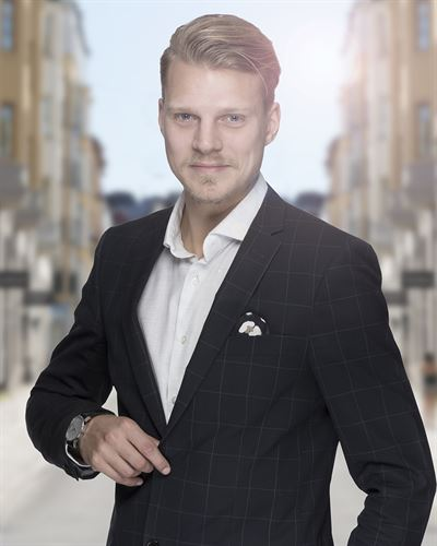 Jack Härenwall Fastighetsmäklare