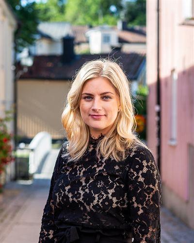 Johanna Åhman Koordinator