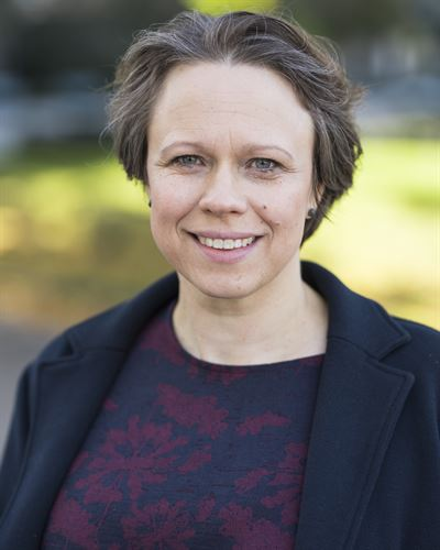 Annelie Nordström Fastighetsmäklarassistent
