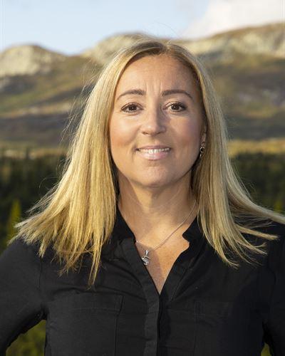 Susanna Björkstrand Ansvarig mäklare
