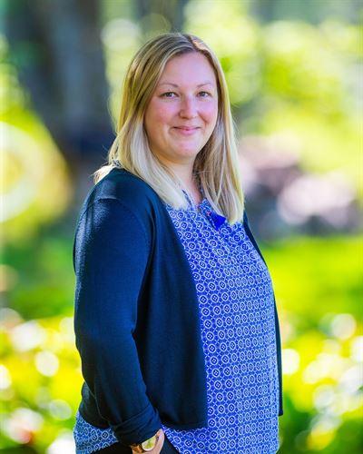Ida Lidström Fastighetsmäklarassistent