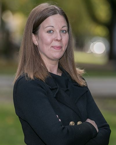 Karolina Lindgren Ansvarig mäklare