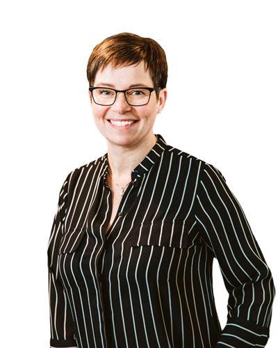 Carina Nilsson Fastighetsmäklarassistent