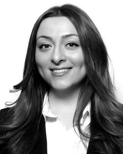 Sahar Asgari Ansvarig mäklare