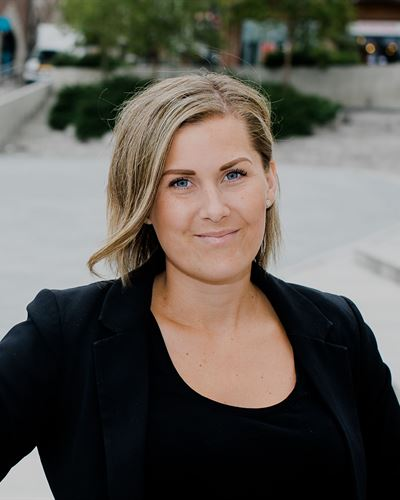 Sabina Eriksson Ansvarig mäklare