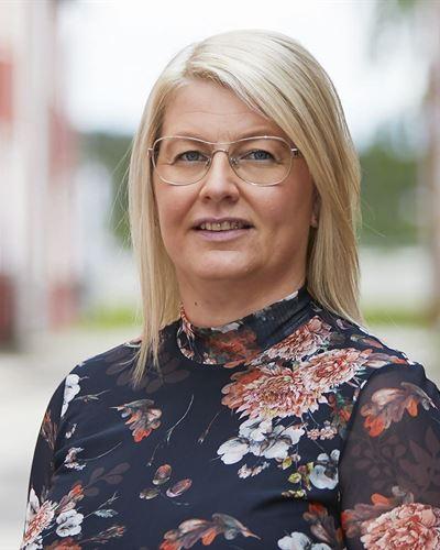 Linda Tossman Ansvarig mäklare
