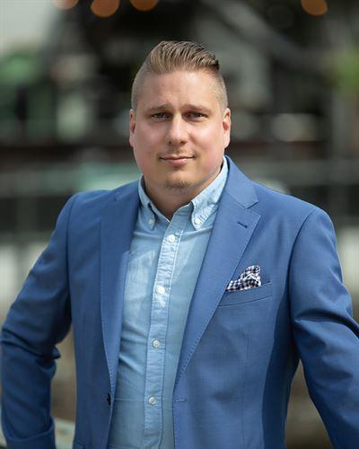 Johan Nilsson Ansvarig mäklare