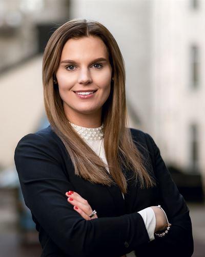 Hanna Mikiver Fastighetsmäklare/Teamleader