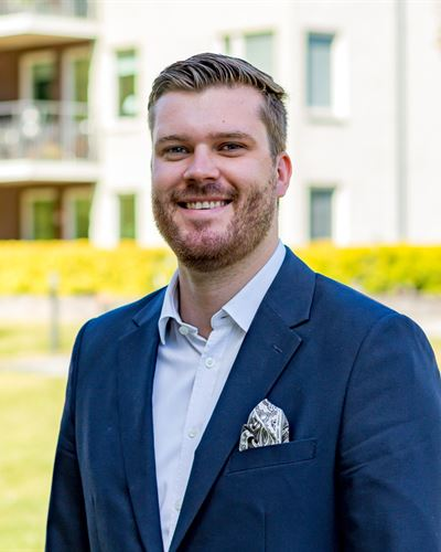 Rikard Thorn Karlsson Fastighetsmäklare