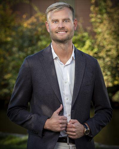 Torbjörn Bäckström Assisterande mäklare