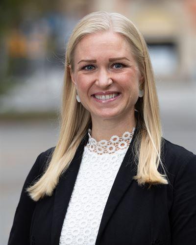 Sofia Persson Ansvarig mäklare