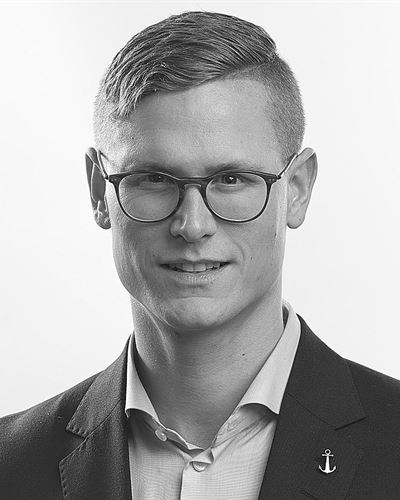 Fredrik Carlsson Mäklartrainee