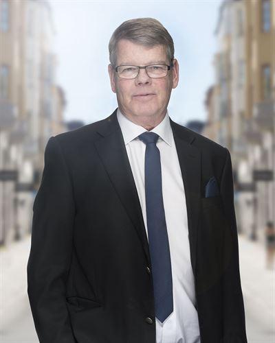Tommy Svensson Ansvarig mäklare