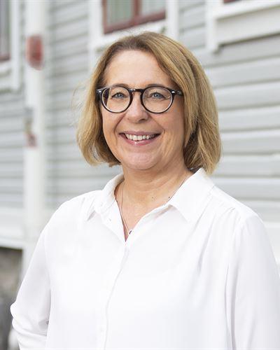 Ann-Sofie Vedin Fastighetsmäklarassistent