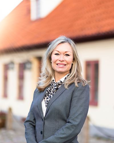 Annica Molander fd Lindström Ansvarig mäklare