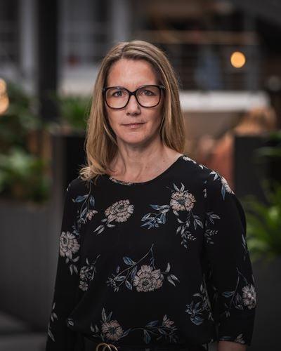 Annica Strand Fastighetsmäklarassistent