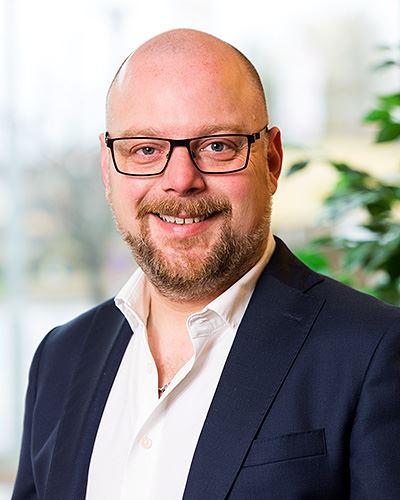 Ola Blomberg Fastighetsmäklare / Delägare