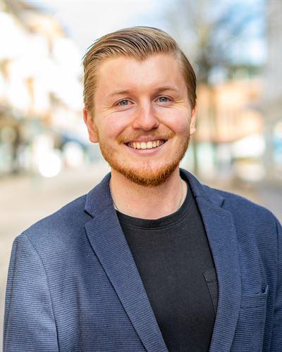 Joel Wahlström Blivande mäklare