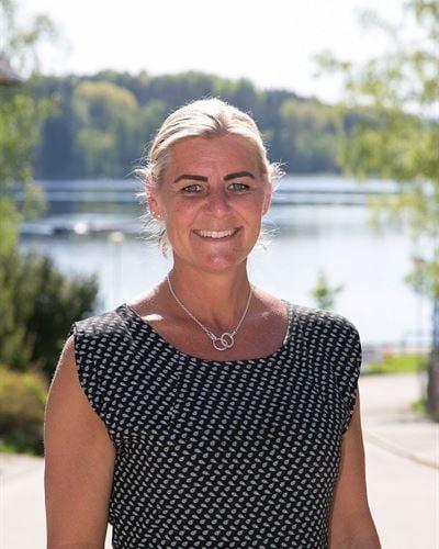 Karin Gustafsson Ansvarig mäklare
