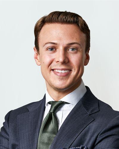 Mathias Odehag Ansvarig mäklare