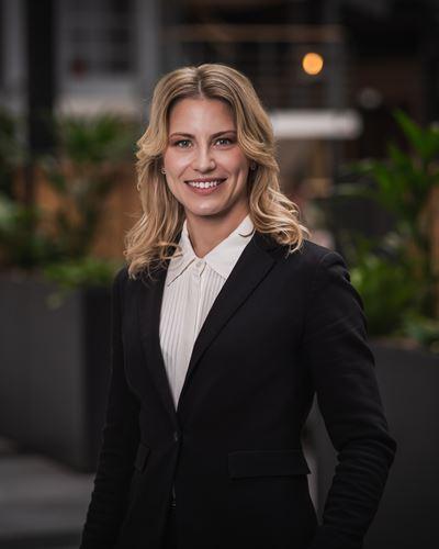 Sandra Johansson Ansvarig mäklare