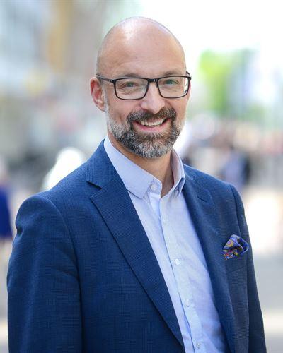 Krister Lundqvist Ansvarig mäklare