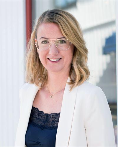 Anna Fröberg Fastighetsmäklarassistent