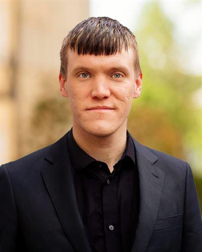Fredrik Nilsson Affärs- och säljstöd